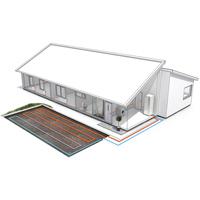 Проектирование теплонасосных систем с оборудованием геотермального типа: подбор материалов