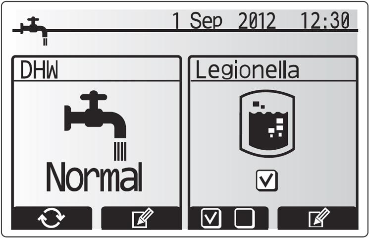 Контроллер PAC-IF051B-E для управления системами отопления и горячего водоснабжения